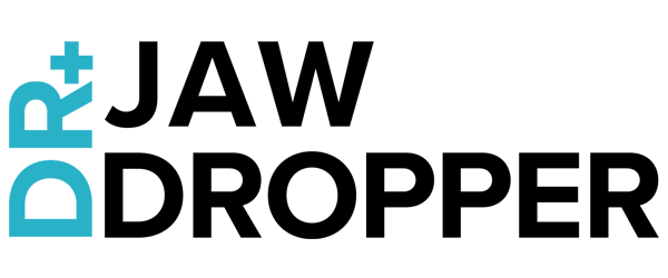 Dr. Jaw Dropper Logo Image
