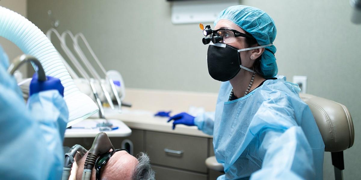 dentist in denver north carolina
